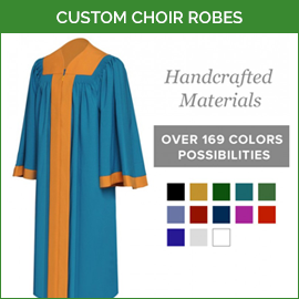 Custom Choir Robes