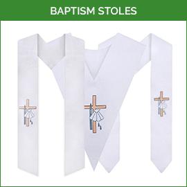 Baptism Stoles