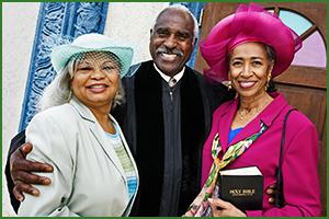 Clergy, Pastor & Minister