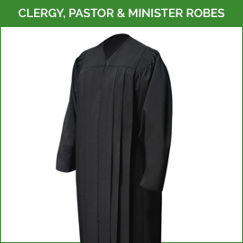 Clergy, Pastor & Minister Robes