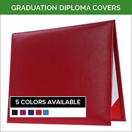 Graduation Diplomas, Covers & Frames