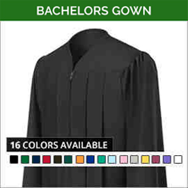 Bachelor Academic Faculty Gowns