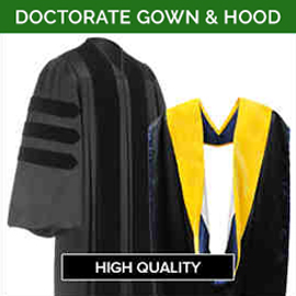 Gowns & Hood Packages