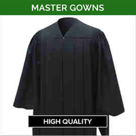 Master Academic Faculty Gowns