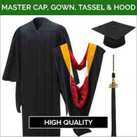 Caps, Gowns & Hood Packages