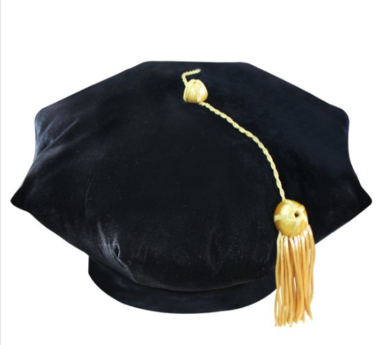Types of Caps for Doctoral Graduates