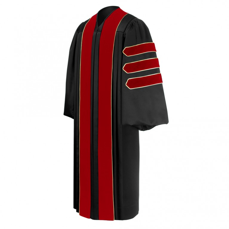 Doctor of Theology Gown