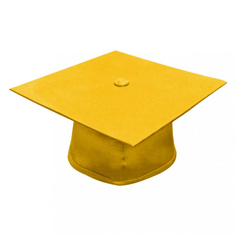 Matte Gold Cap
