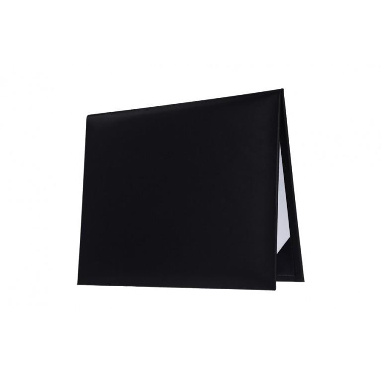 Black Diploma Cover