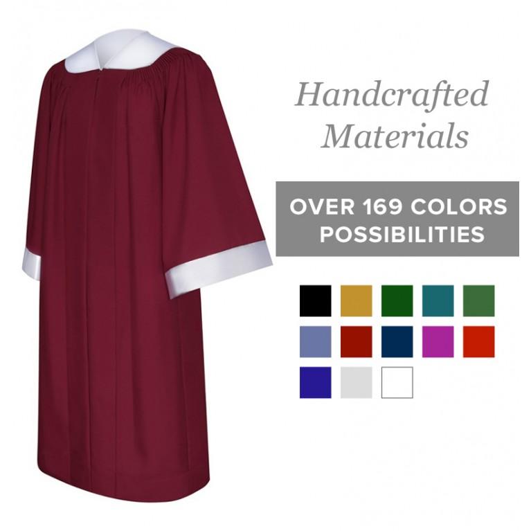 Corona Choir Robe