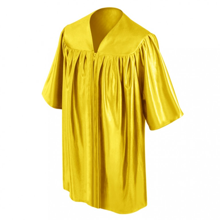 Child's Gold Choir Robe