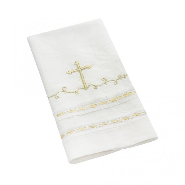 Jubilee Baptismal Linen Towel