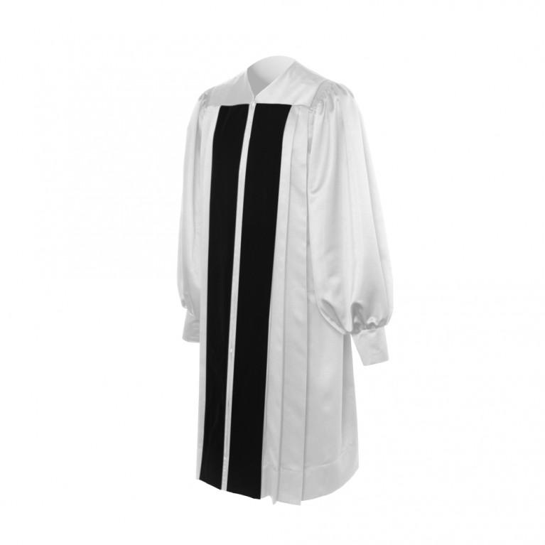 White Clergy Robe
