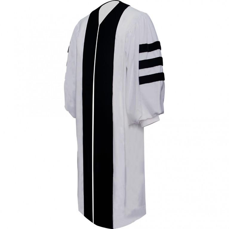 Velvet Geneva Clergy Robe
