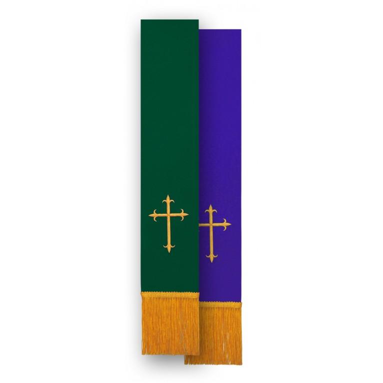 Hunter/Purple Bible Marker