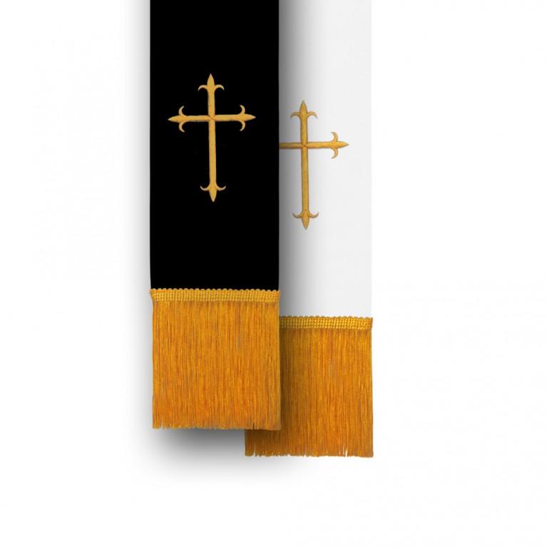 Black/White Bible Marker