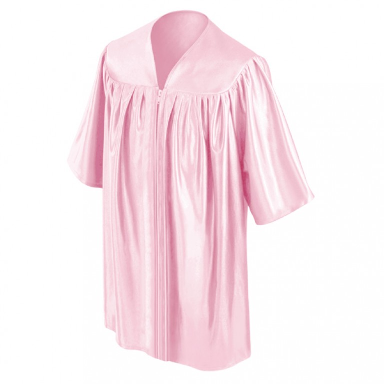 Pink Child Gown