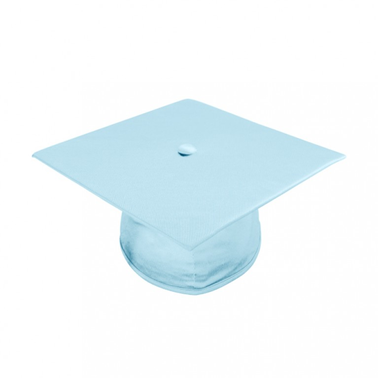 Light Blue Child Cap