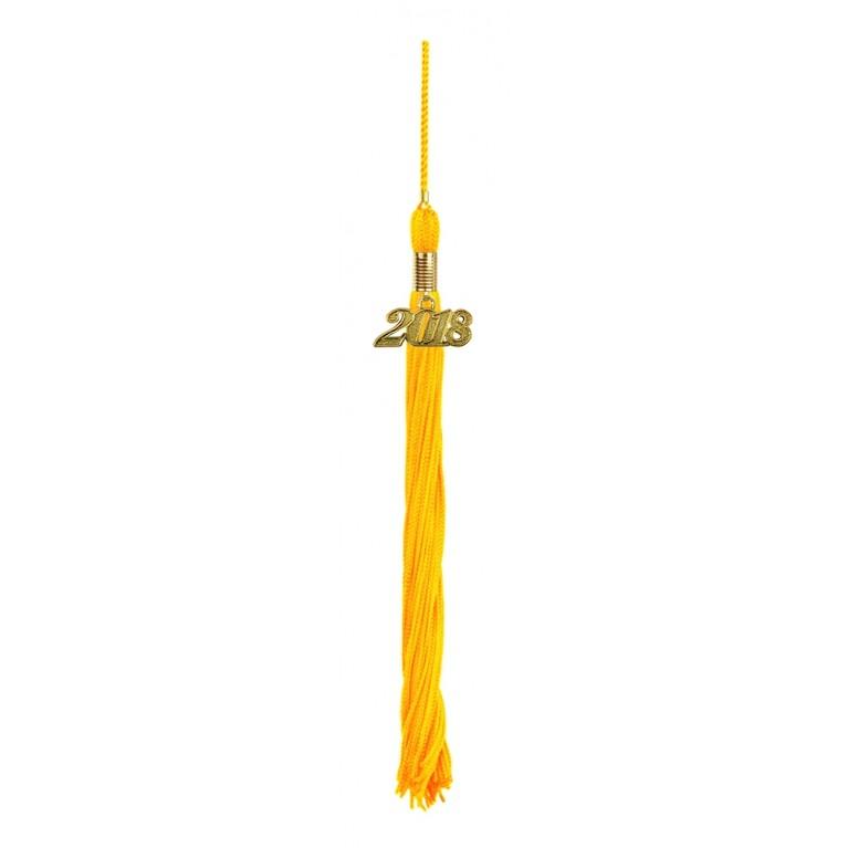 Gold Graduation Tassel