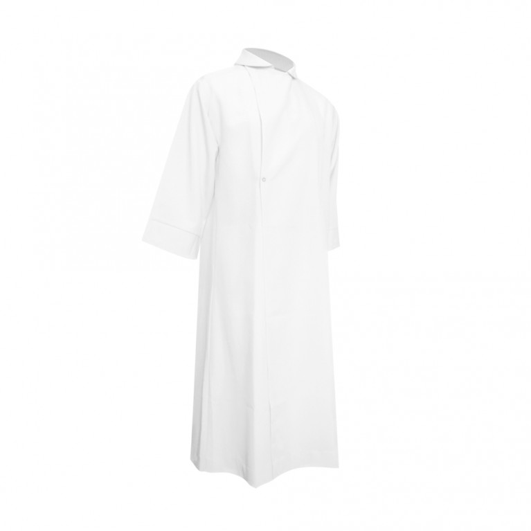 White Choir Cassock