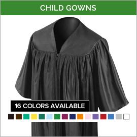 Kindergarten, Pre-K & Daycare Gowns